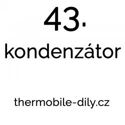 43. Kondenzátor