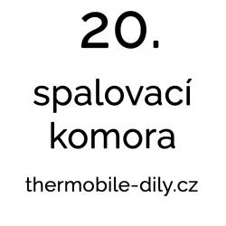 20. Spalovací komora