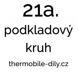 21A - podkladový kruh