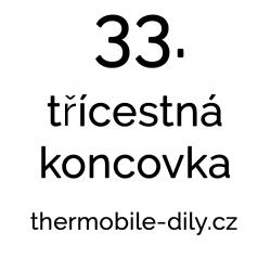 33. Třícestná koncovka- na...