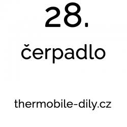 28. Čerpadlo