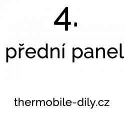 4. Přední panel-na dotaz