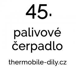 45. Palivové čerpadlo