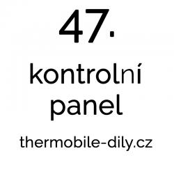 47. Kontrolní panel - na dotaz