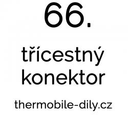 66. Třícestný konektor - na...